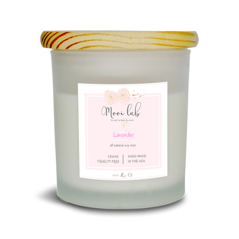 Lavender Soy Candle - Home - Candles - Maletropolis