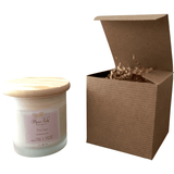 mooi lab Home - Candles Pink Sugar Soy Candle