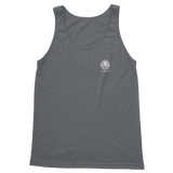 No Fixed Abode Men - Apparel - Shirts - Sleeveless Grey / S No Fixed Aboded Lion Tank Top
