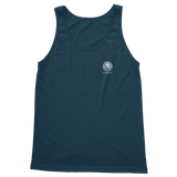 No Fixed Abode Men - Apparel - Shirts - Sleeveless Navy / S No Fixed Aboded Lion Tank Top