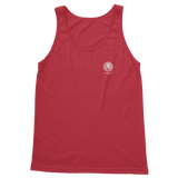 No Fixed Abode Men - Apparel - Shirts - Sleeveless Red / S No Fixed Aboded Lion Tank Top