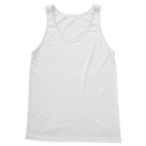 No Fixed Abode Men - Apparel - Shirts - Sleeveless White / S No Fixed Aboded Lion Tank Top