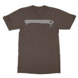 No Fixed Abode Men - Apparel - Shirts - T-Shirts Brown / S No Fixed Abode Spray Paint Tee Shirt - 14 Colors!