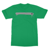 No Fixed Abode Men - Apparel - Shirts - T-Shirts Green / S No Fixed Abode Spray Paint Tee Shirt - 14 Colors!