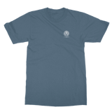 No Fixed Abode Men - Apparel - Shirts - T-Shirts Indigo Blue / S Small Lion Collection Tee Shirt - 14 Colors!