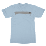 No Fixed Abode Men - Apparel - Shirts - T-Shirts Light Blue / S No Fixed Abode Spray Paint Tee Shirt - 14 Colors!