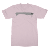 No Fixed Abode Men - Apparel - Shirts - T-Shirts Light Pink / S No Fixed Abode Spray Paint Tee Shirt - 14 Colors!
