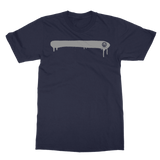 No Fixed Abode Men - Apparel - Shirts - T-Shirts Navy / S No Fixed Abode Spray Paint Tee Shirt - 14 Colors!