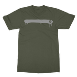 No Fixed Abode Men - Apparel - Shirts - T-Shirts Olive / S No Fixed Abode Spray Paint Tee Shirt - 14 Colors!