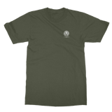 No Fixed Abode Men - Apparel - Shirts - T-Shirts Olive / S Small Lion Collection Tee Shirt - 14 Colors!