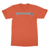 No Fixed Abode Men - Apparel - Shirts - T-Shirts Orange / S No Fixed Abode Spray Paint Tee Shirt - 14 Colors!