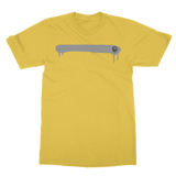 No Fixed Abode Men - Apparel - Shirts - T-Shirts Yellow / S No Fixed Abode Spray Paint Tee Shirt - 14 Colors!