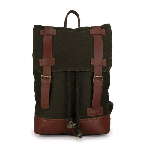 Phive Rivers Men - Bags - Backpacks Phive Rivers Men's Green Backpack - PR1148