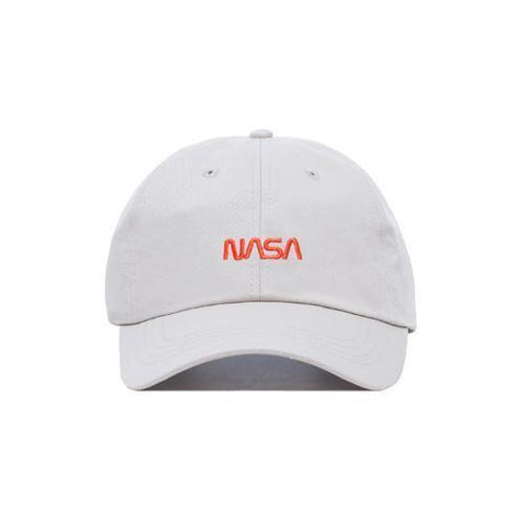 Premium Embroidered NASA Dad Hat - Baseball Cap with Adjustable Closure Maletropolis