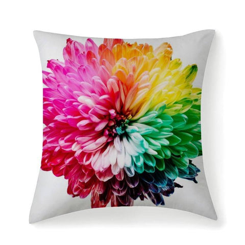 Printy6 Pillow 14''x14'' / Only Pillow Case Maletropolis Pride Pillow - Dahlia