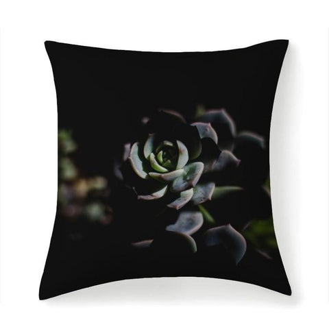 Printy6 Pillow 14''x14'' / Only Pillow Case Overall Print Pillow - Succulent
