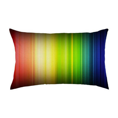 Maletropolis Pride Pillow - Striated - Pillow - Maletropolis