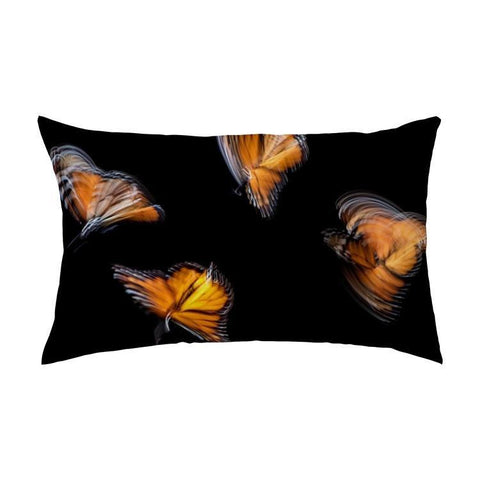 Printy6 Pillow 16''x24'' / Only Pillow Case Overall Print Pillow - Monarchs