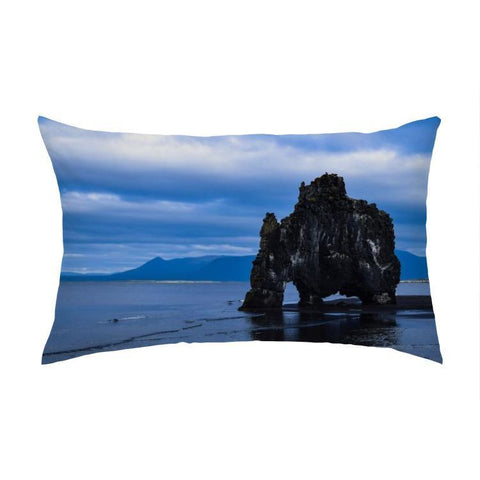 Printy6 Pillow 16''x24'' / Only Pillow Case Overall Print Pillow - Oregon Coast