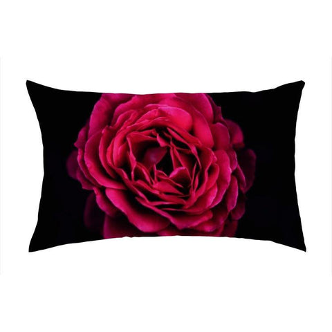 Printy6 Pillow 16''x24'' / Only Pillow Case Overall Print Pillow - Pink Rose