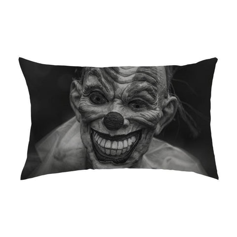 Printy6 Pillow 16''x24'' / Only Pillow Case Overall Print Pillow - Scary Clown