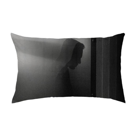 Printy6 Pillow 16''x24'' / Only Pillow Case Overall Print Pillow - The Shadow