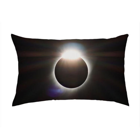 Printy6 Pillow 16''x24'' / Only Pillow Case Overall Print Pillow - Total Eclipse