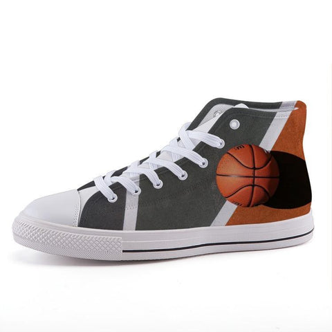 Printy6 Shoes 35 Maletropolis Custom High-Top Sneakers - Basketball