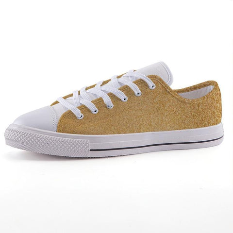 Printy6 Shoes 35 Maletropolis Custom Low-Top Sneakers - Midas