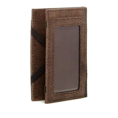 PX Men - Accessories - Wallets & Small Goods Distressed Leather Flip Wallet