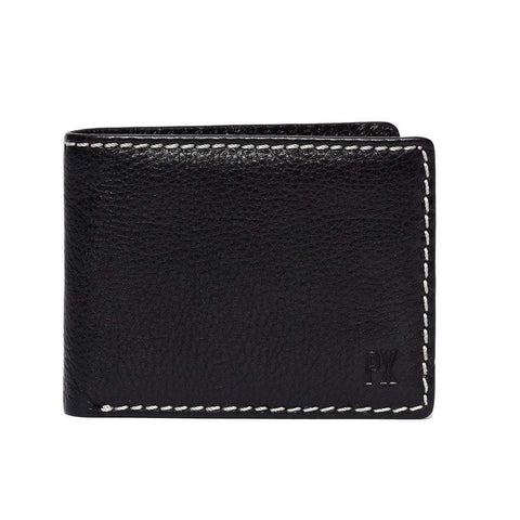 PX Men - Accessories - Wallets & Small Goods Leather Bi-Fold Wallet