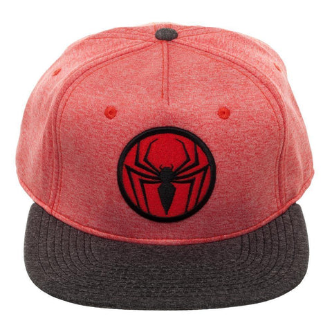 Spiderman Two Tone Cationic Snapback Cap Maletropolis