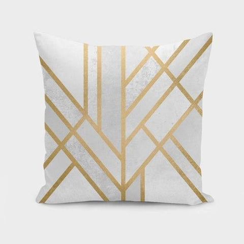 Spocket Home & Garden Art Deco Geometry Cushion/Pillow
