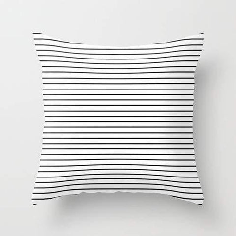 Spocket Home & Garden Minimal Stripes Pillow