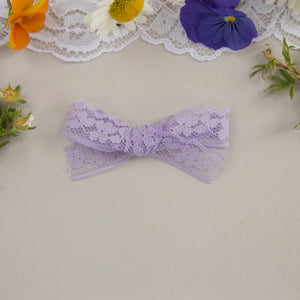 Lavender lace - aug