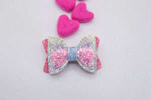 Star shaker pastel Quinnlee Bow - LOA