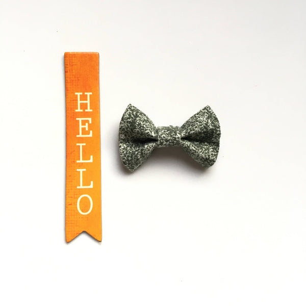 Christmas  /1.5 inch bitty bow