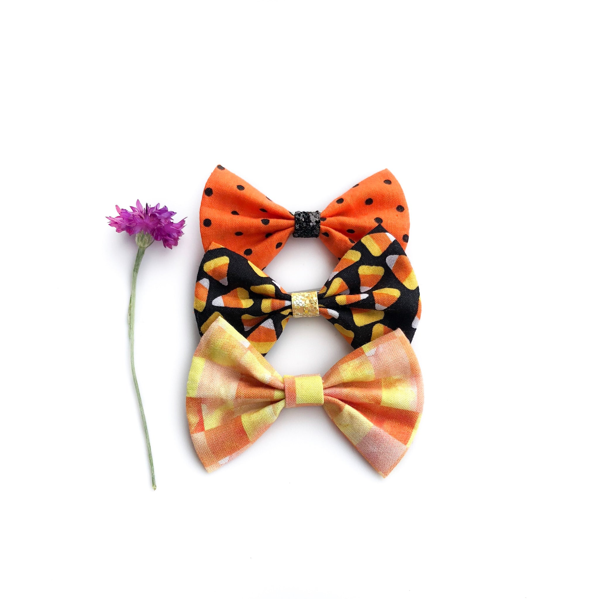 3 inch fall bow ties