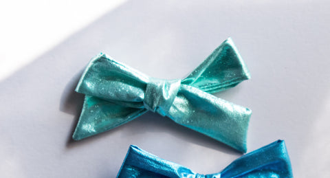 Summer seafoam mermaid River bow
