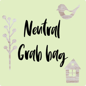 Neutral grab bag - SS3