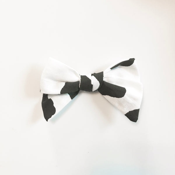 Elloise Cow Bow