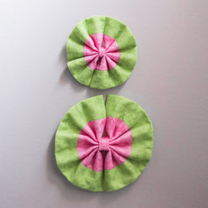 Watermelon  Amelia Bow 3 inch