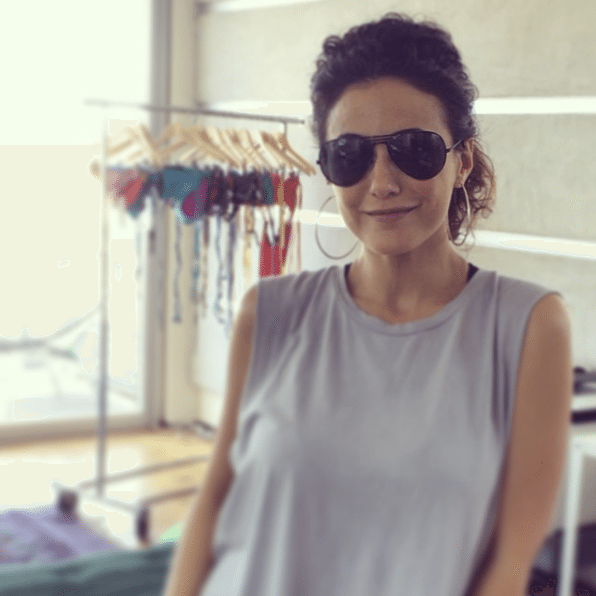 Celebrity Sighting: Emmanuelle Chriqui