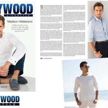 West Hollywood Lifestyle Madison Hildebrand
