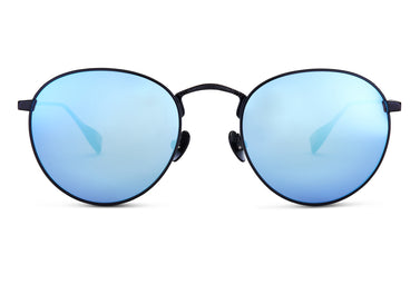 Colony // Black/Blue lens