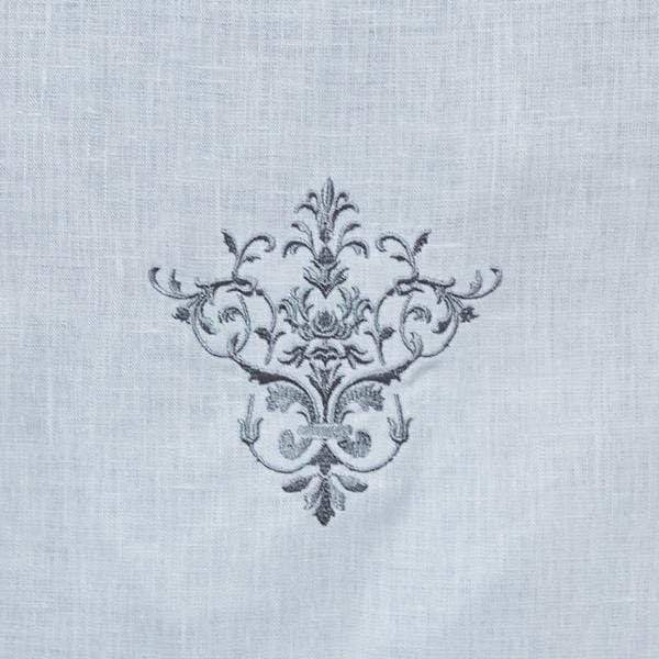 "Crown Linen Designs Table Runners Victorian Table Runner - 17"" Wide"