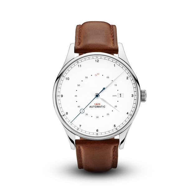 1820 Automatic, Steel / White (667351023664)