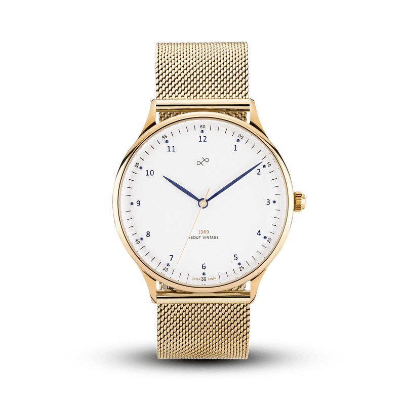 1969 (36mm) Gift Set - A gold classic