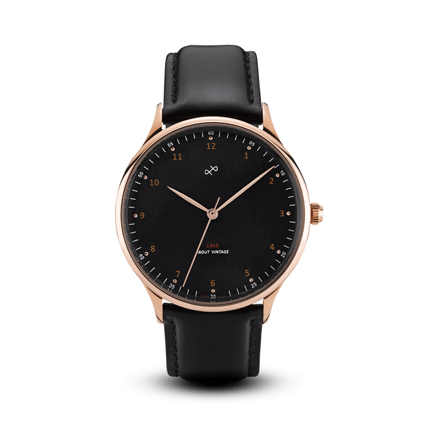 1969 Vintage, Rose Gold / Black (667353907248)