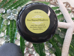 Sun Ripened Raspberry Sugar Body Scrub